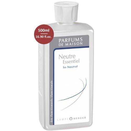 Lampe Berger 500ml 16 9 Fluid Ounces So Neutral Parfum De Maison Amazon Home Kitchen Fragrance Oil Diffuser Fragrance Oil Home Fragrance