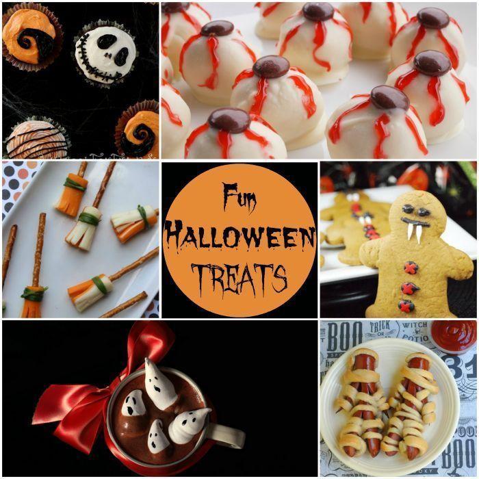 Fun Halloween Treats Days of a Domestic Dad Pinterest Fun - cute easy halloween treat ideas
