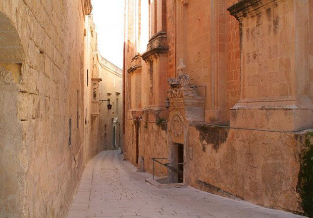 Mdina-Malta. 10 lugares incríveis de Game of Thrones para se visitar.