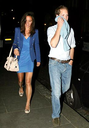 Pippa Middleton, George Percy