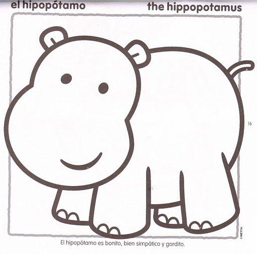 Dibujos Para Colorear De 3 Años Para Niños Preescolar Dibujos