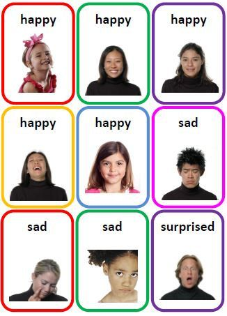 picture about Free Printable Emotion Cards identify Totally free+Printable+Sensation+Flash+Playing cards clroom Thoughts