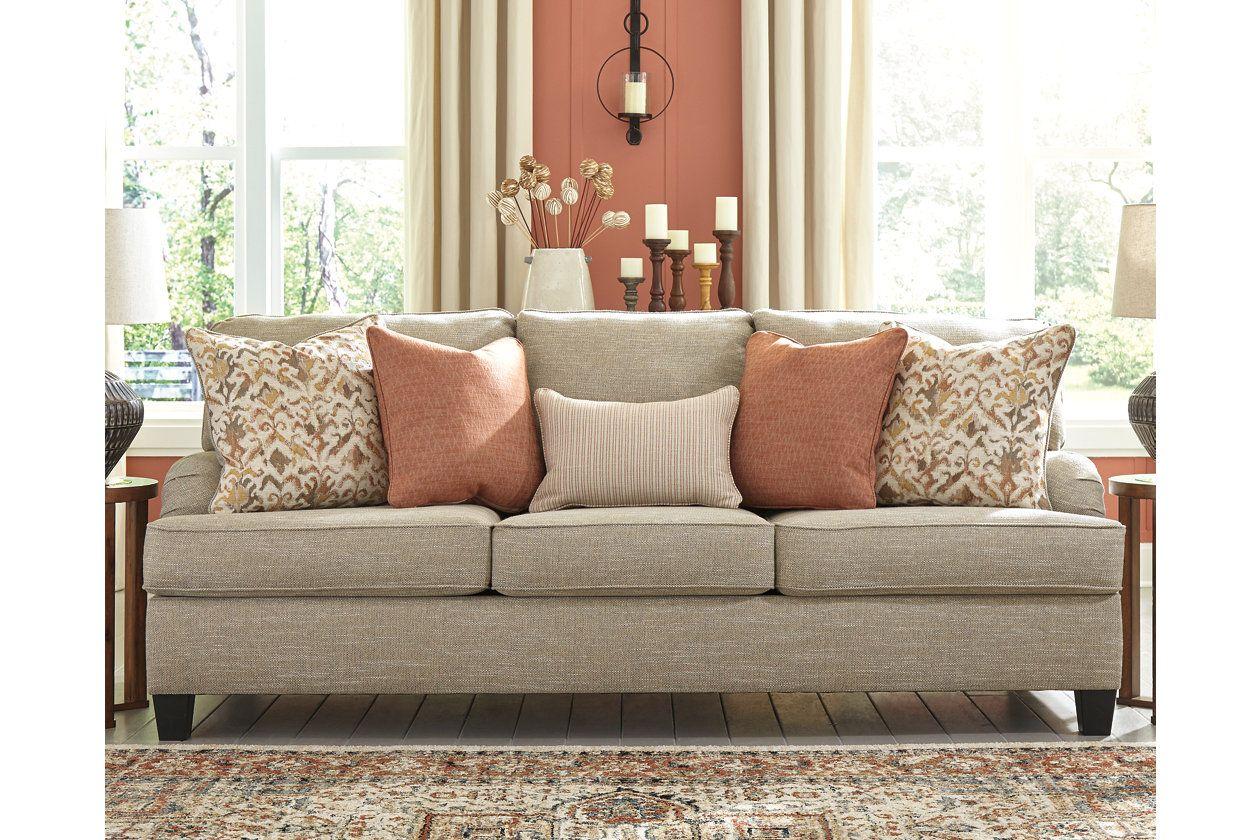 Almanza Sofa Ashley Furniture Homestore Love Seat Ashley Furniture Furniture
