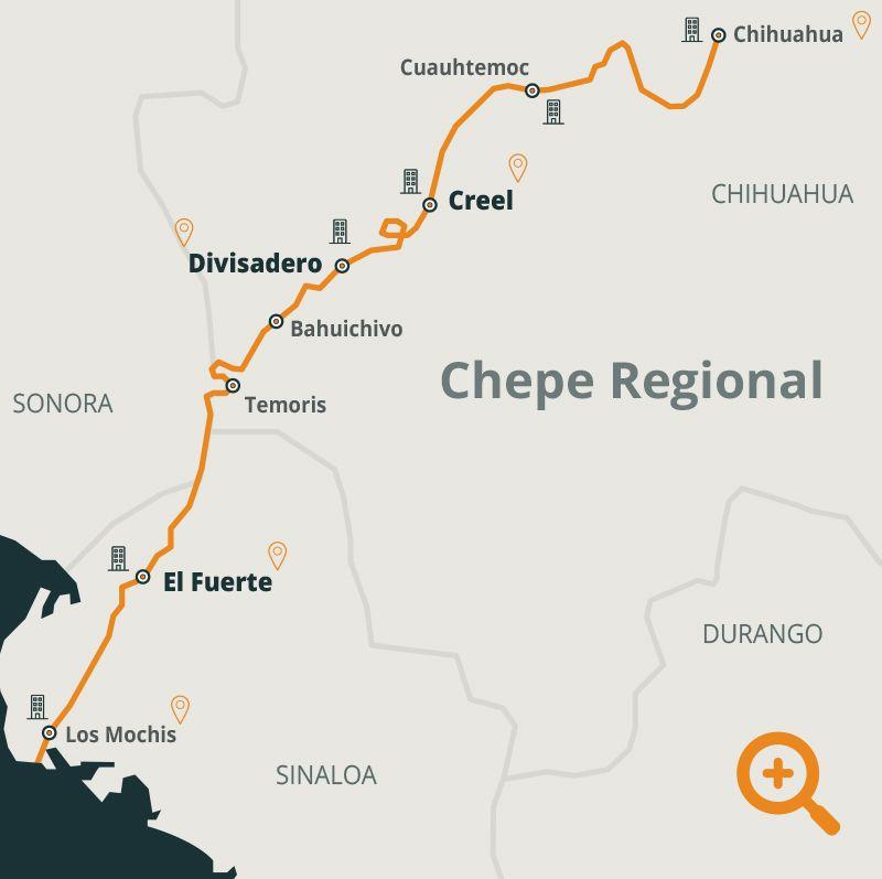 Chepe Ferrocarril Barrancas Del Cobre Turismo En Mexico Viajes En Mexico Tren Chepe
