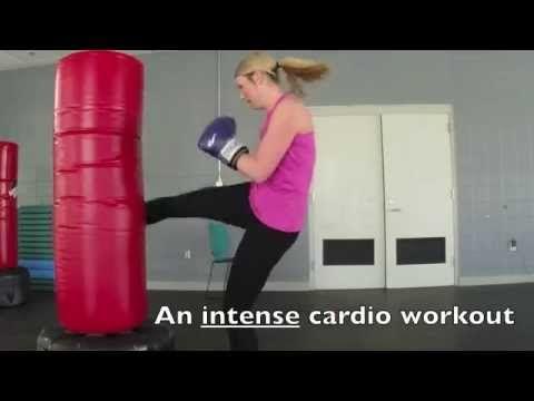 EXPERT LEVEL The Iron Joe Kickboxing Workout Available