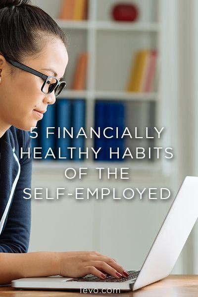 5 gesunde Finanzgewohnheiten von Selbstständigen