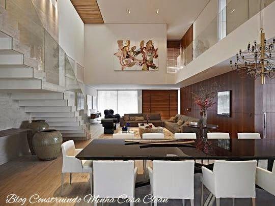 casa decorada em nova lima sofisticada e moderna