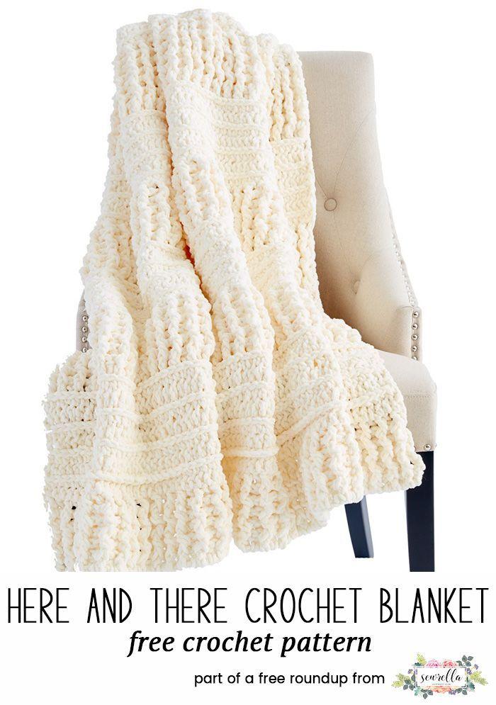 12 Coziest Crochet Afghans | Manta