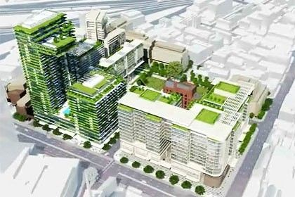 One Central Park Will Use Eco Friendly Innovations Including Water Recycling Solar Panels Advantages Of Solar Energy Solar Energy System Solar