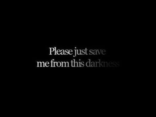 just save me