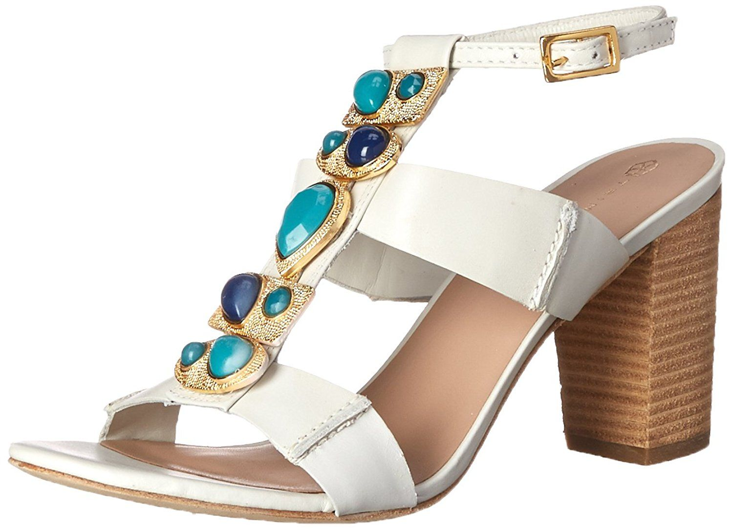 0b51e642e0 Trina Turk Women's Silver Lake Dress Sandal * Find out more about the great  product at the image link.