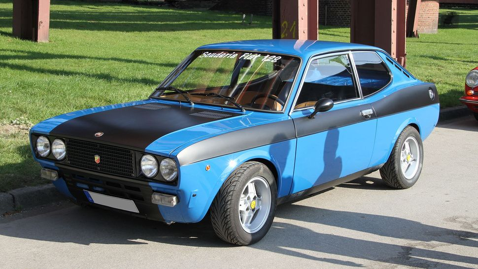 Fiat S Fastback From The Seventies Is Awesome Fiat 128 Fiat