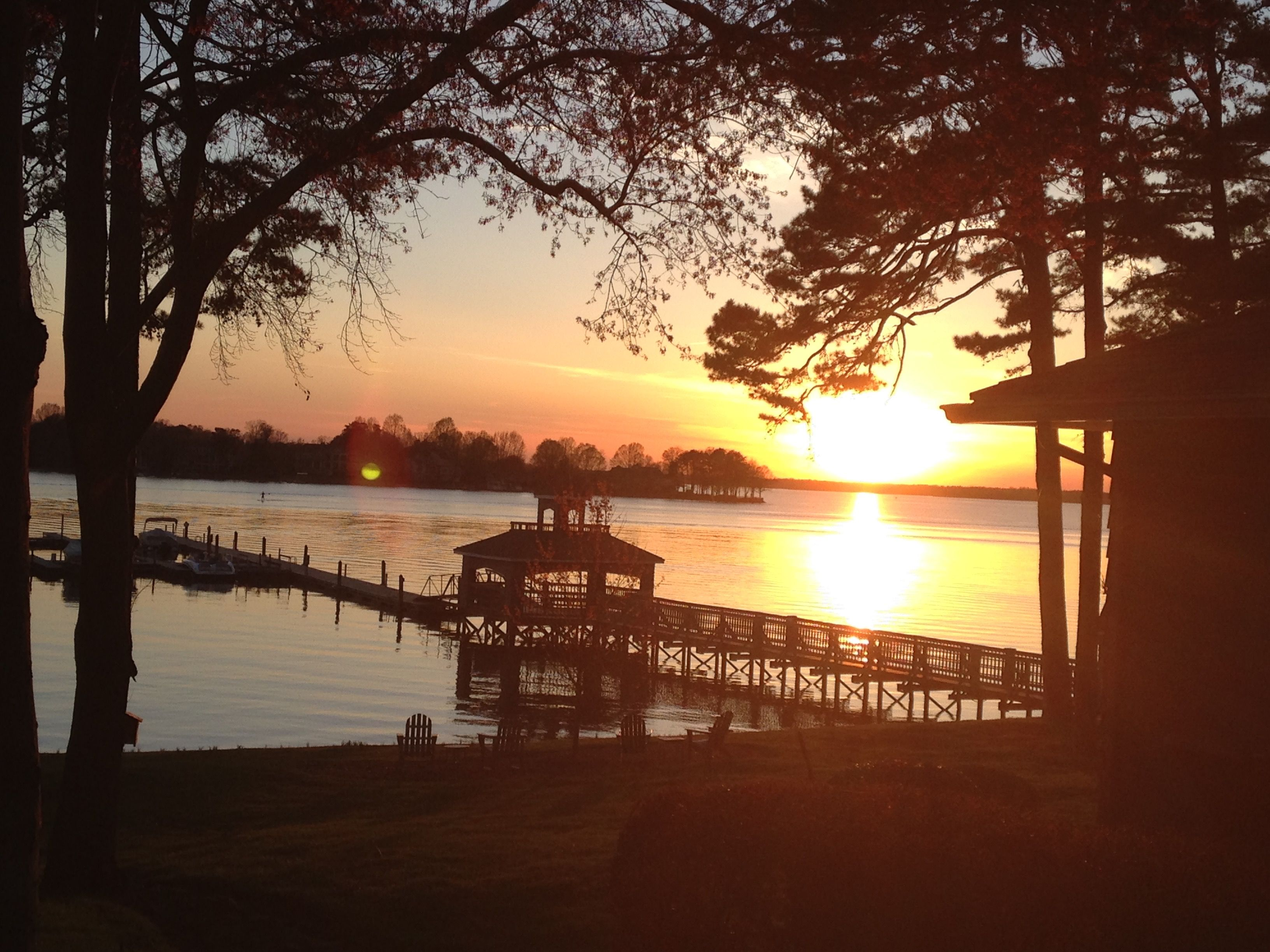 Lake Norman Sunsets