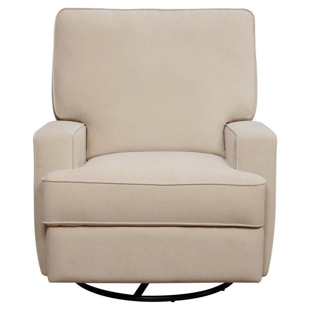 Excellent Luann Swivel Gliding Recliner Beige Baby Relax Arizona Andrewgaddart Wooden Chair Designs For Living Room Andrewgaddartcom