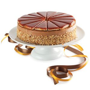 Dobos torte. Muero por volver a comer esta torta!