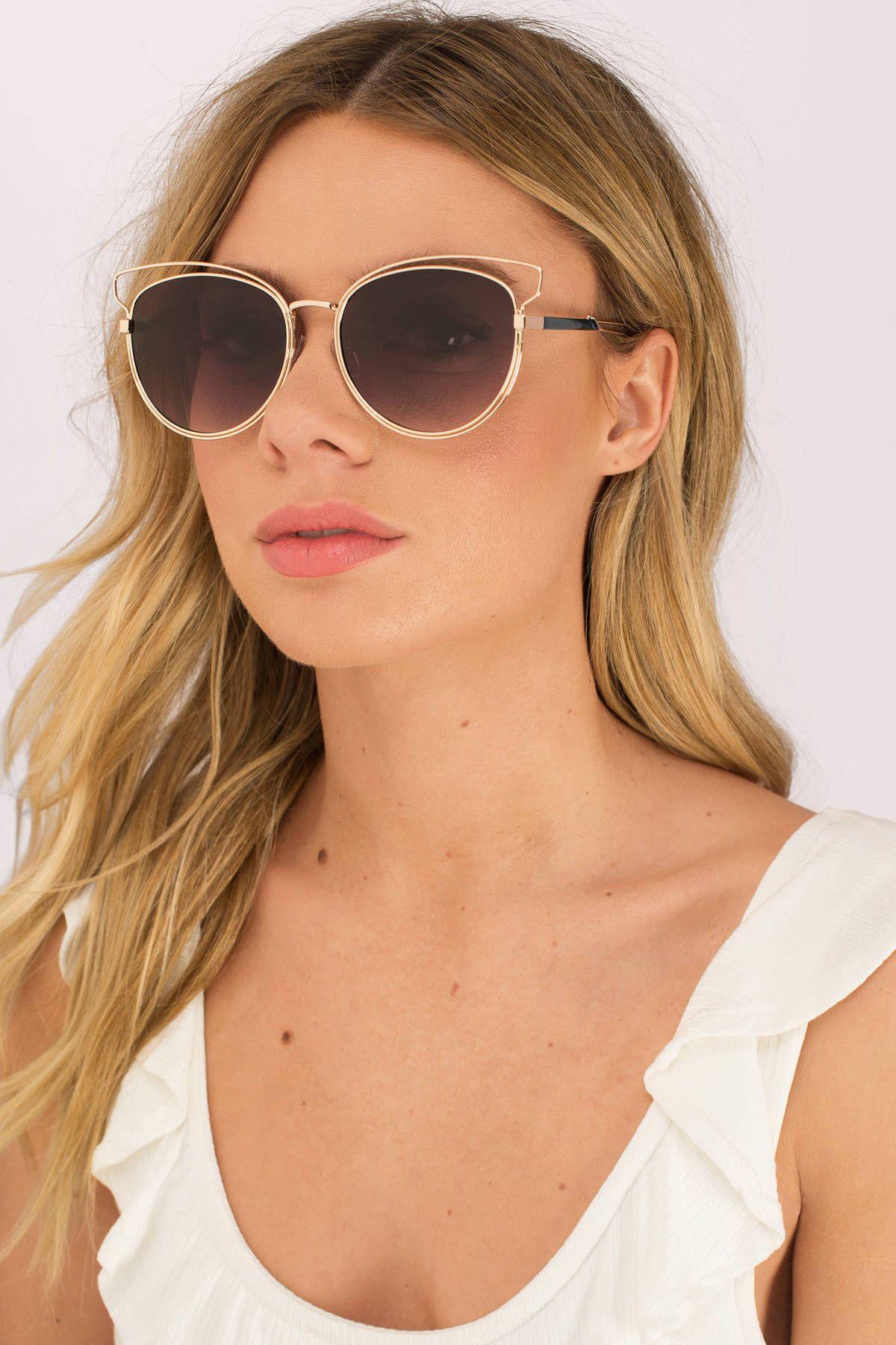 Chic Bohemian sunglasses for summer