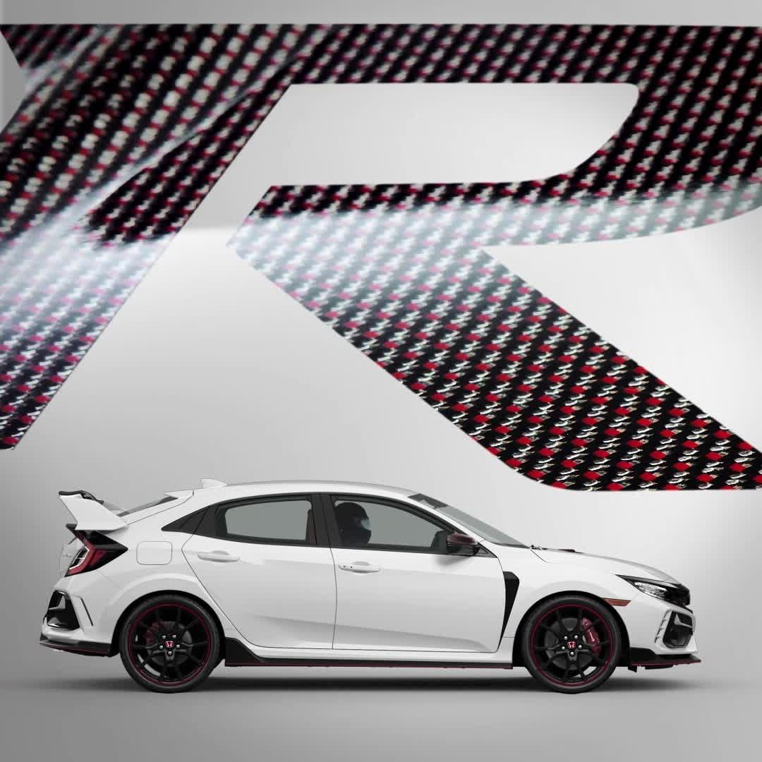 Honda Accentuate Your Civic Type R S Racing Spirit In 2020 Honda Civic Type R Civic Honda Civic