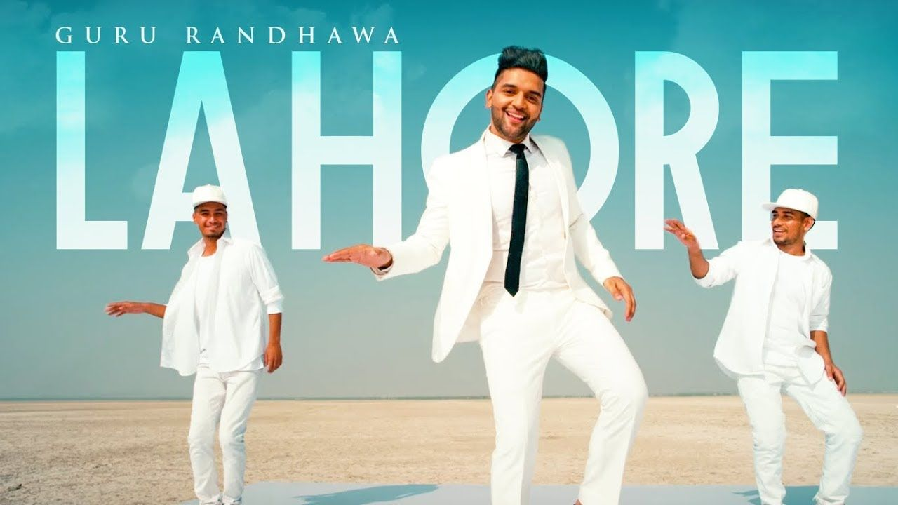 Guru Randhawa Lahore Official Video Bhushan Kumar Vee Directorgif