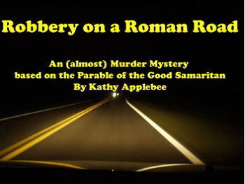 Game Robbery on a Roman Road Drama activities