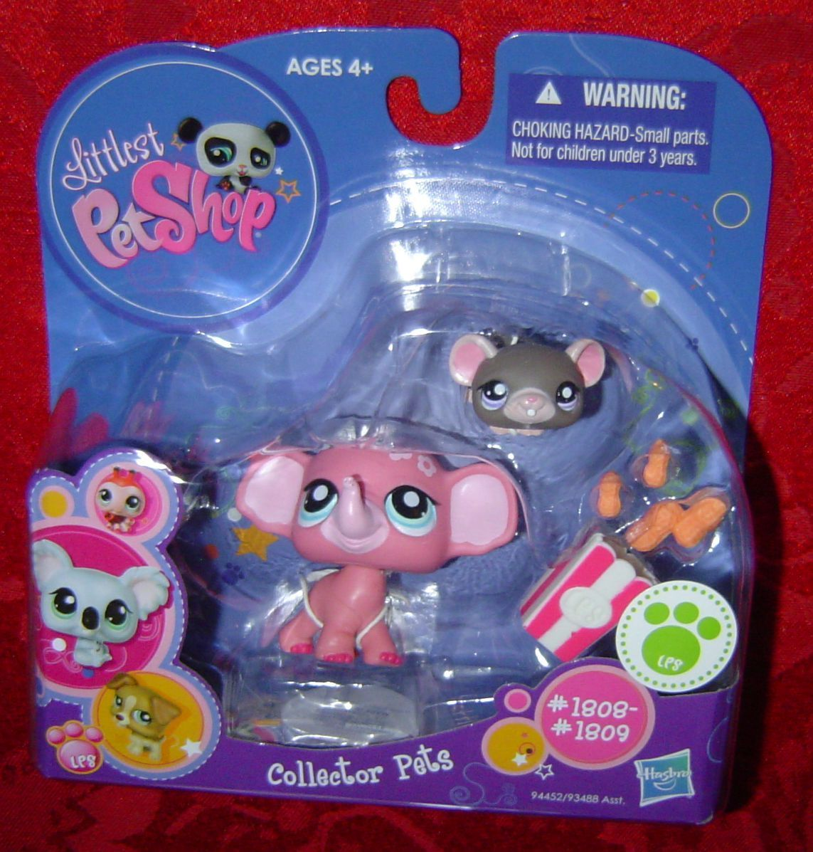 littlest pet shop hasbro # 83
