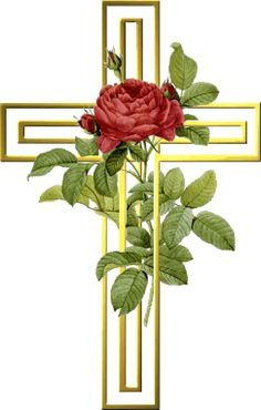 Free Clip Art Roses And Crosses Christian Clipart Free Clip