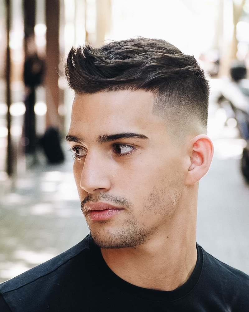 50 Best Short Haircuts Men S Short Hairstyles Guide With Photos 2020 In 2020 Mens Hairstyles Short Men Haircut Styles Short Hair Styles