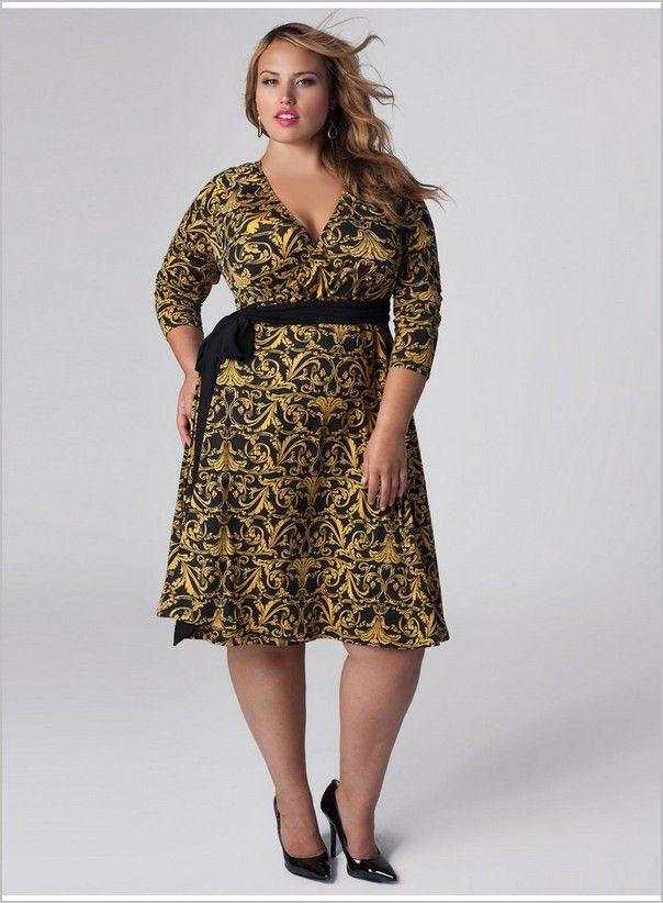 Model Baju Batik Wanita Gemuk Untuk Pesta Kerja Model Baju