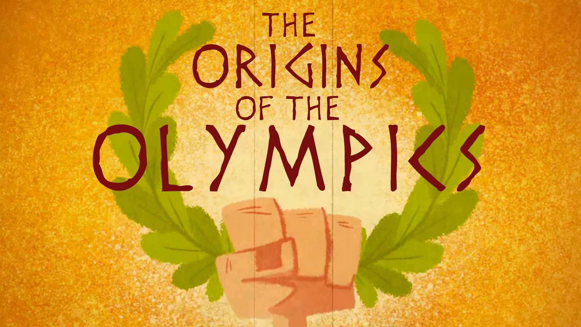 The Ancient Origins Of The Olympics Mystery Of History