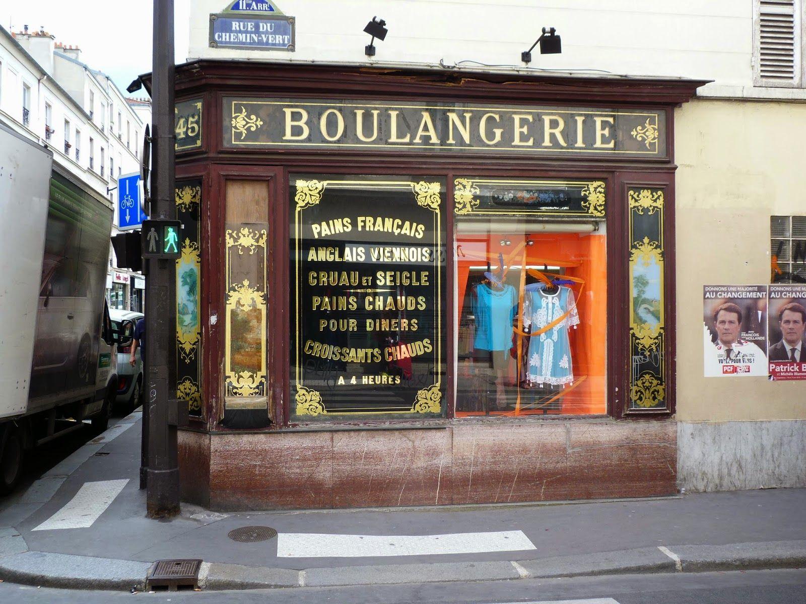 une ancienne boulangerie imh 45 rue popincourt souvenirs pinterest boulangerie rues et. Black Bedroom Furniture Sets. Home Design Ideas