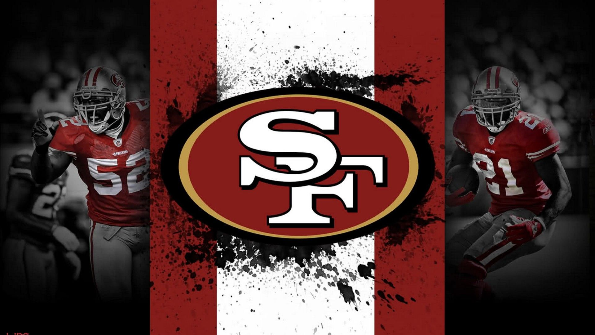 San Francisco 49ers Wallpaper Football Wallpaper San Francisco
