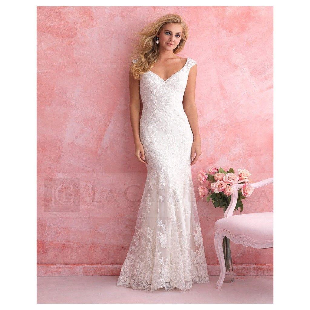 Vestido Novias - Colección Romance 2015 | matrimonio manuela ...