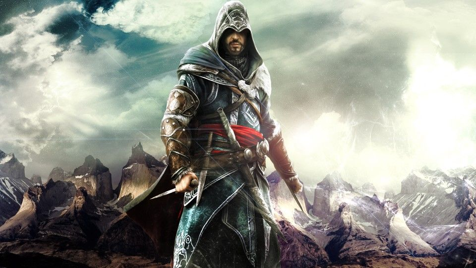 Pin By Assassnis 72 On Assassins Creed Assassin S Creed Wallpaper Assassin S Creed Hd Assassins Creed Assassin creed revelations wallpaper hd