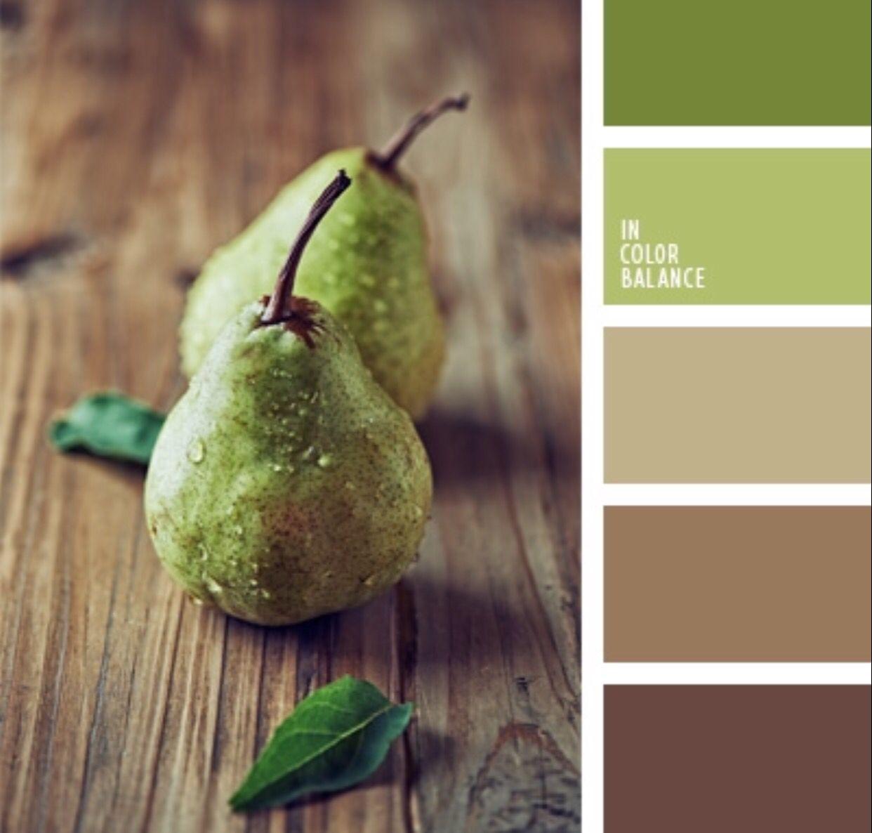 картинки в зелено-коричневом цвете своим