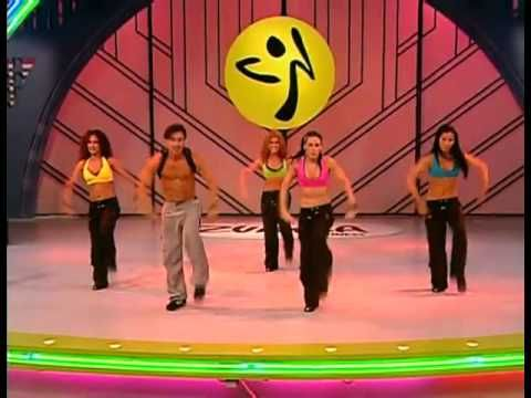 Zumba Fitness Flat Abs Workout DVDrip Xvid AC3 Haggebulle gre.avi
