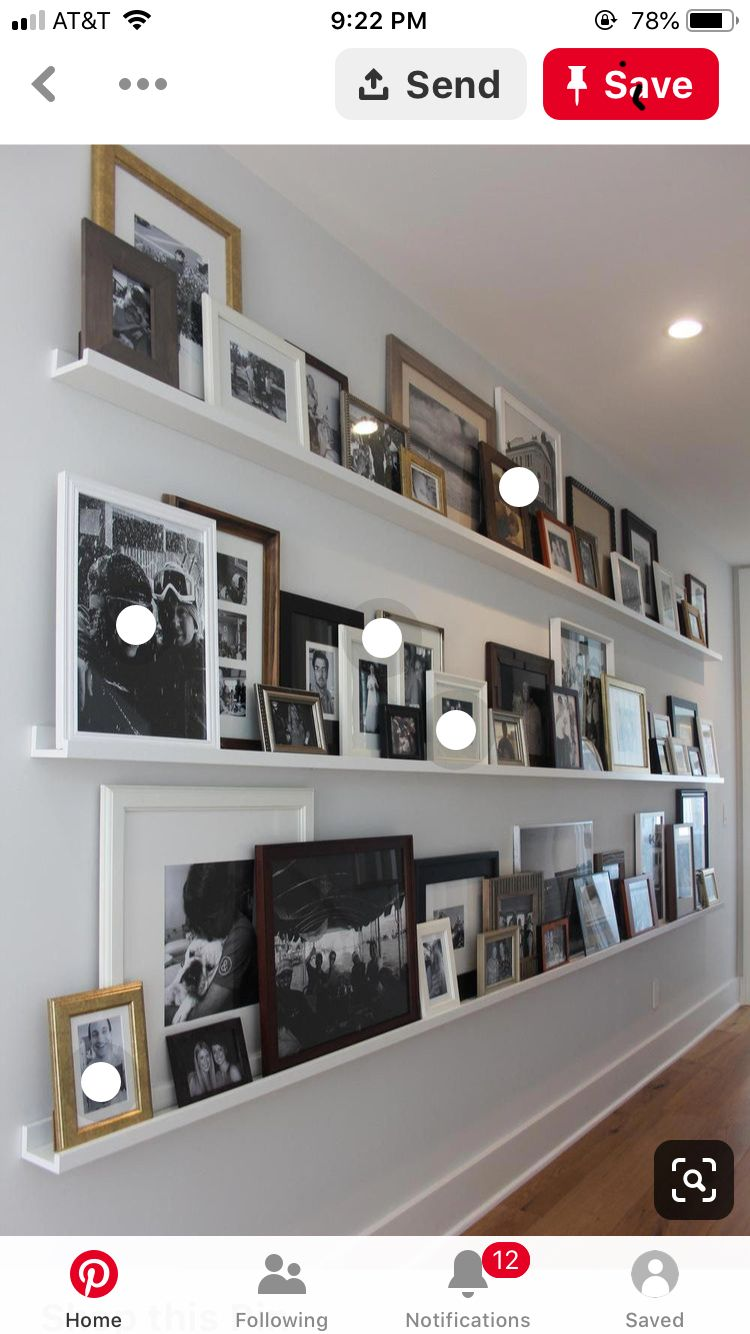 Addition Possibilities By Lory Drury Fedo Gallery Wall
