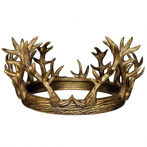 Game Of Thrones Renly Baratheon Crown Mini Replica Baratheon Crown Mini Replicas Renly Baratheon