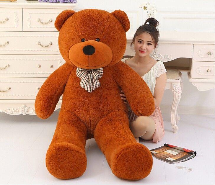 GIANT valentine teddy bear Plush Baby soft toys doll gift-Great gift