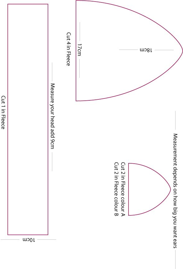basic hat sewing pattern   Fleece Hat Pattern by ~Mokulen22 on deviantART ef61bb195dd