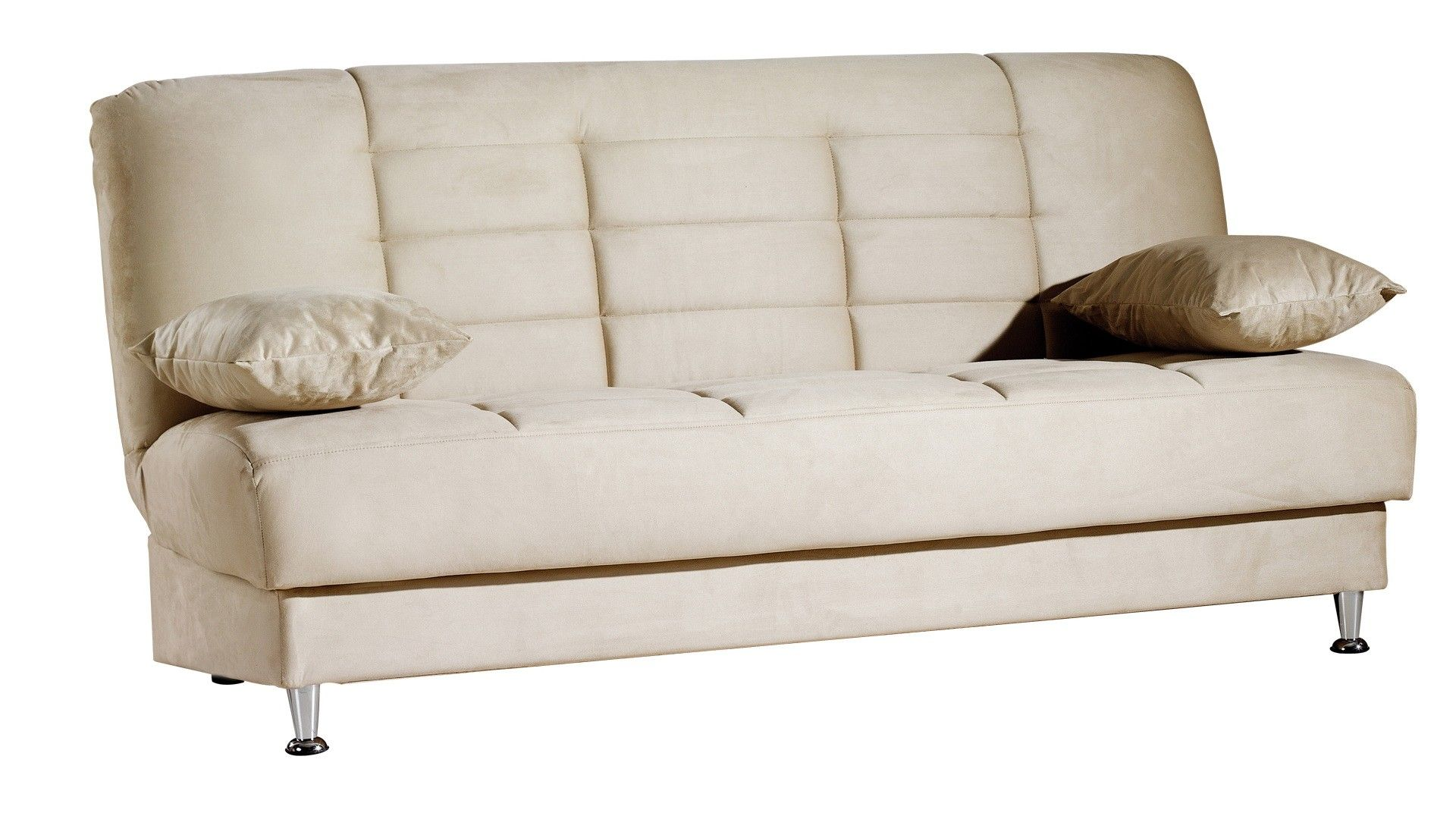 Sunset Vegas Sofa Bed Rainbow Beige