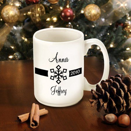 Christmas MugProducts First Personalized Our Coffee MpUzVqSG
