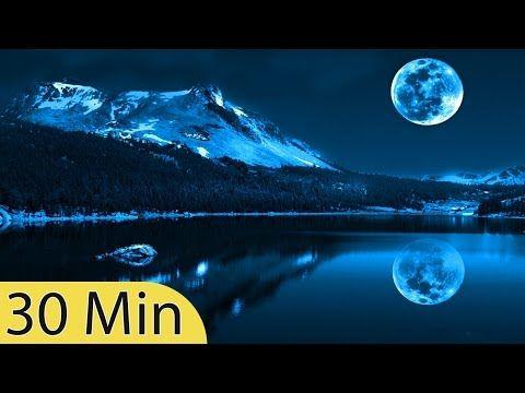 30 minút Hudba na hlbkový spánok: vlny delta, Relaxačná spánková hudba, Spánková hudba ☯2141B - YouTube
