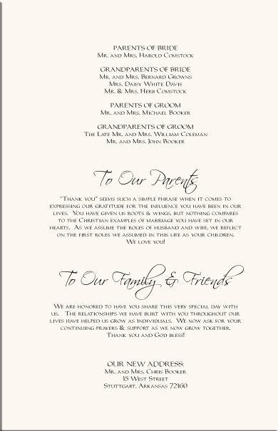 Wedding Church Programs Cards 16 Super Ideas Wedding Programs Wedding Reception Program Fall Wedding Programs
