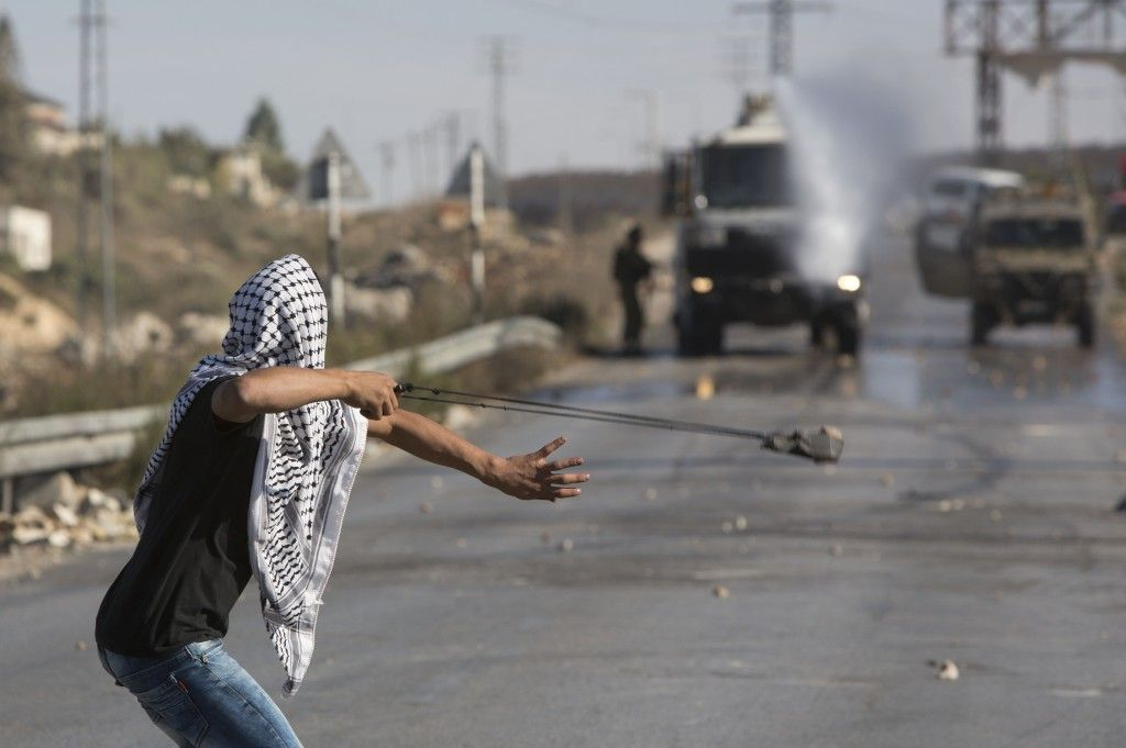 Israeli Police Can Now Use Snipers Against Teenagers