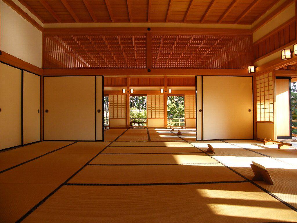 Bleach Anime Kokura Castle Japanese House Japanese Interior