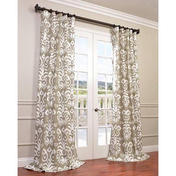 Exclusive fabrics sri lanka printed cotton twill curtain for Dining room designs in sri lanka