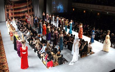 Miami International University Of Art Design Presents Style 2013 Fashion Show More Than 100 Student Designers New York City Tours Couture Fashion Style 2013