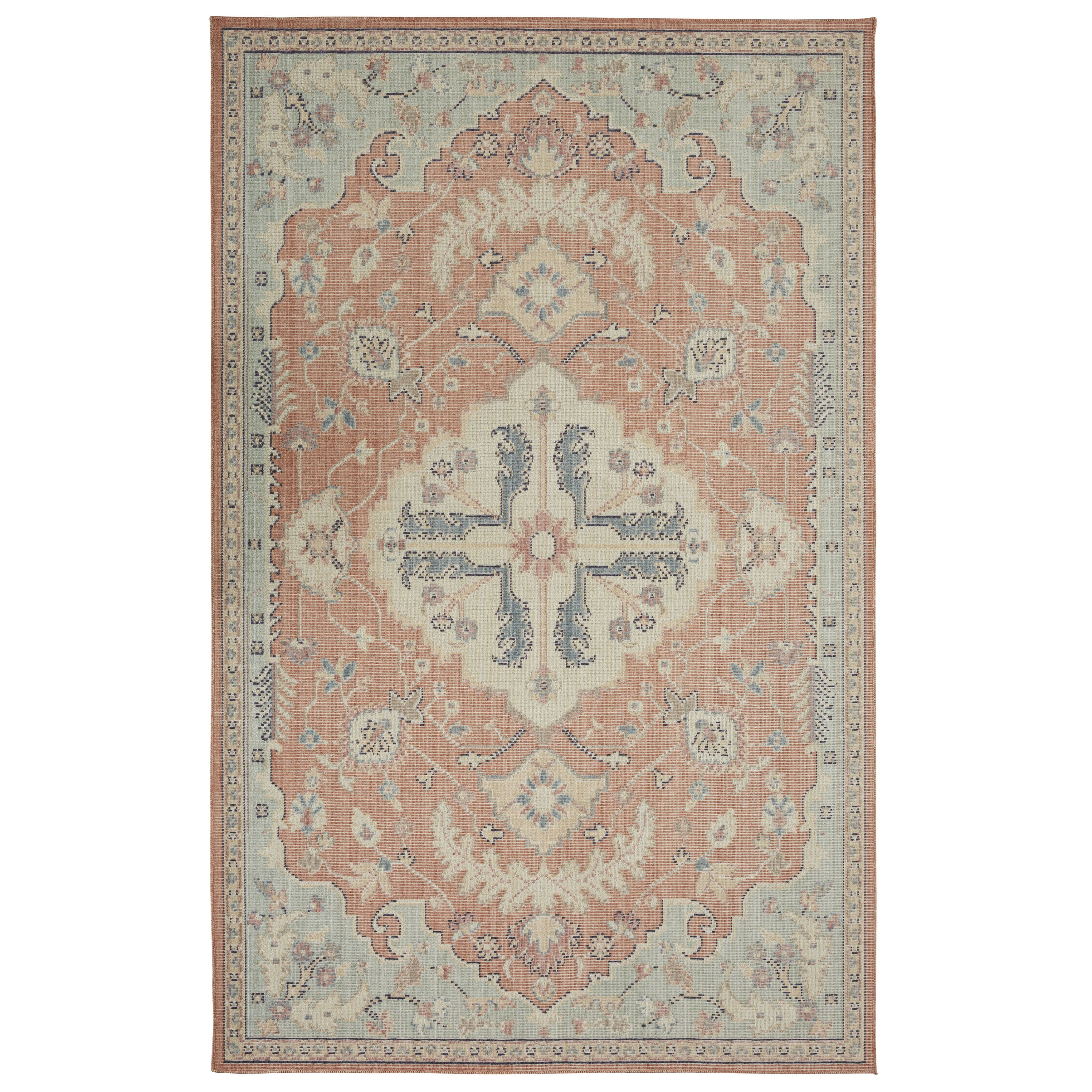 Safavieh Carmel Collection Car272b Vintage Oriental Beige And Brown Area Rug 9 X 12 Rugs Traditional Area Rugs Brown Rug