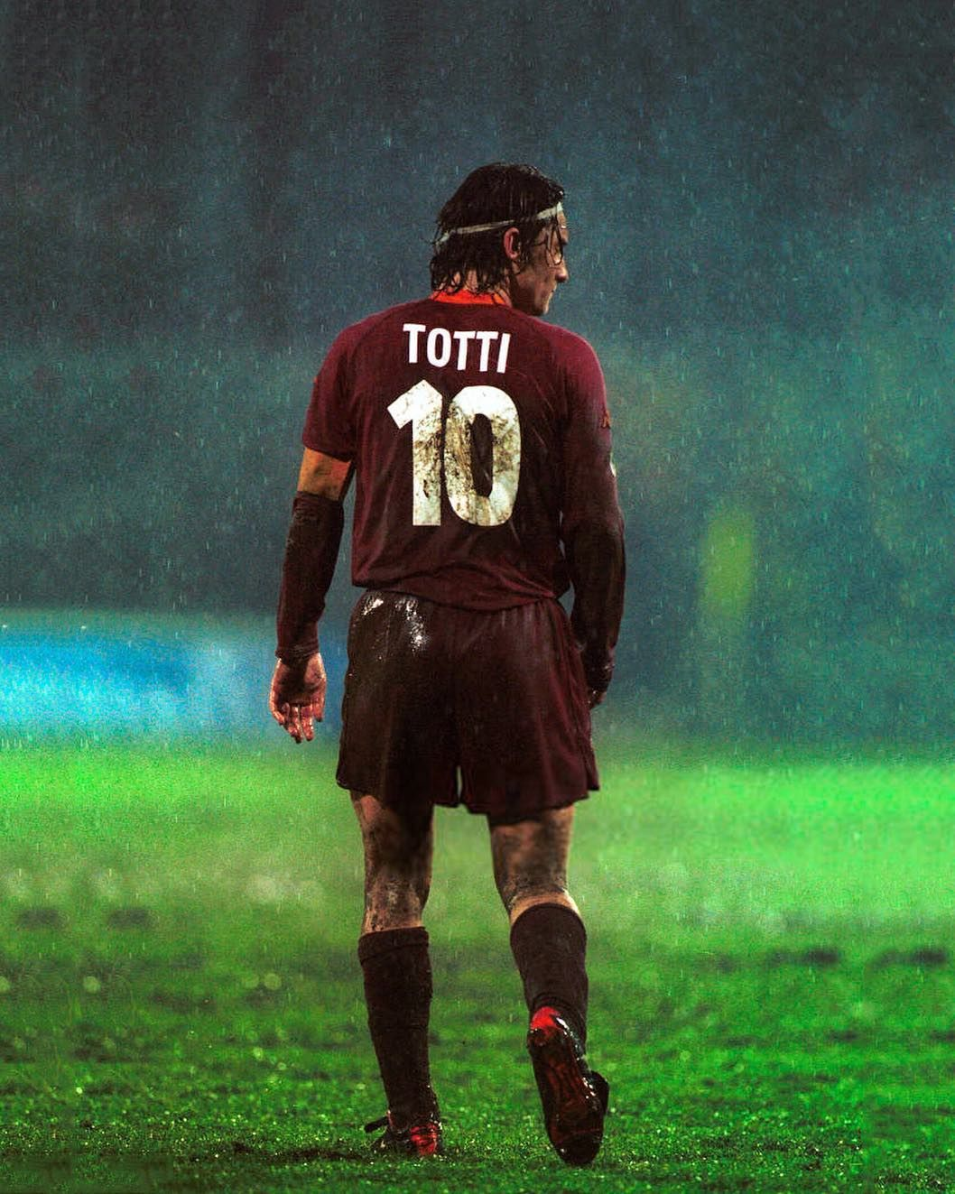 Legendary Totti 2000 Totti Roma Top Legend