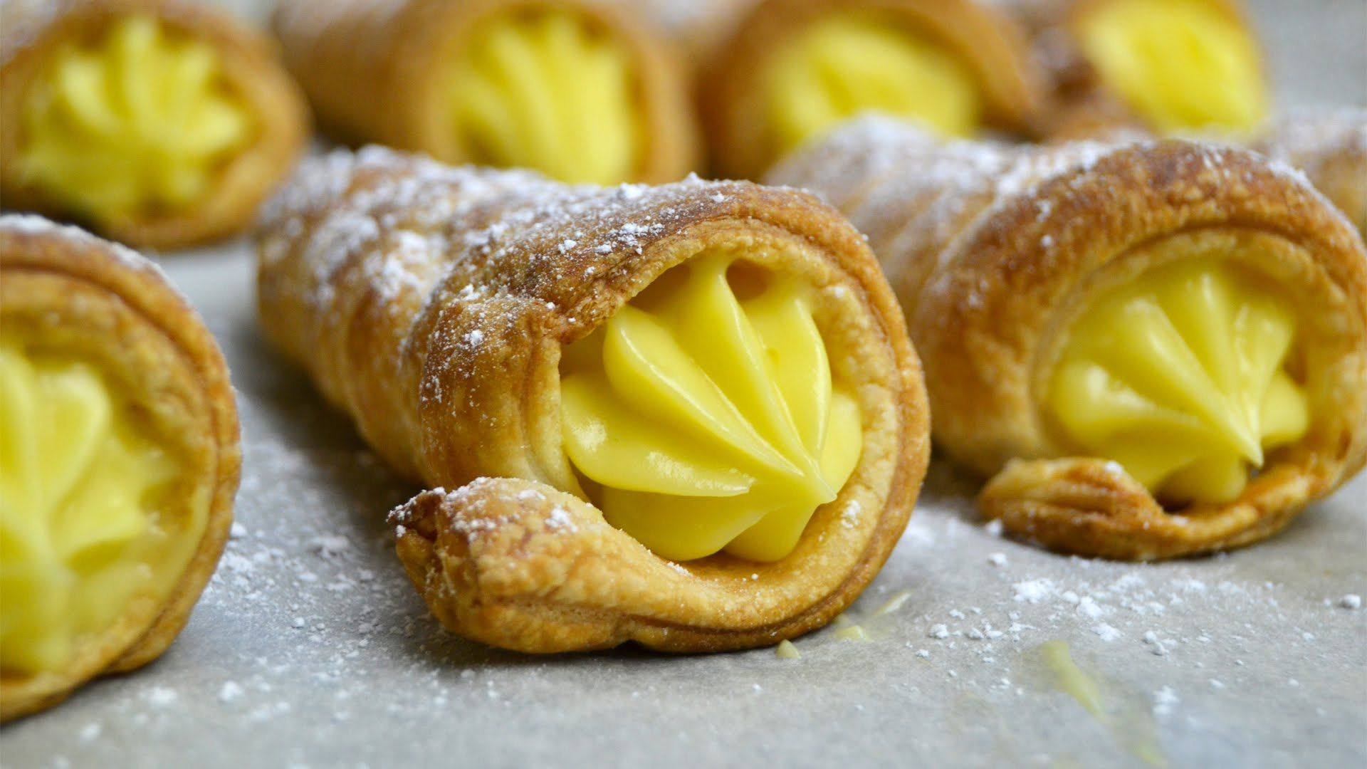Puff pastry tubes: recipes and options for toppings 38