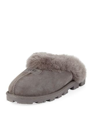 02631dc97a4 Ugg Coquette Shearling Mule Slipper | Products | Slippers, Uggs, Ugg ...